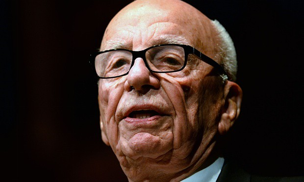 Politics News Now: Rupert Murdoch buys 73% of National Geographic, Sigh!