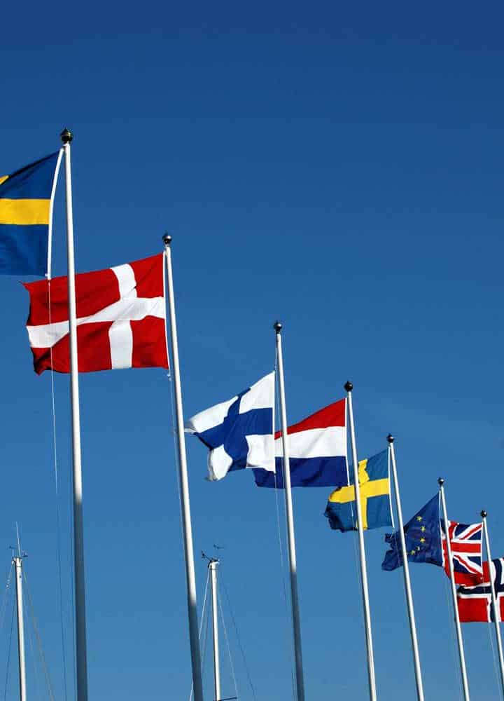 NATO support increasing in Scandinavia