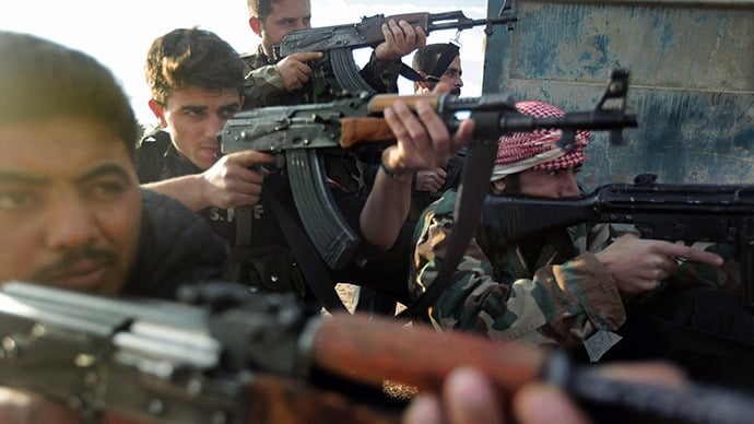 Analysis: UK arming Syrian rebels what are they thinking? Image