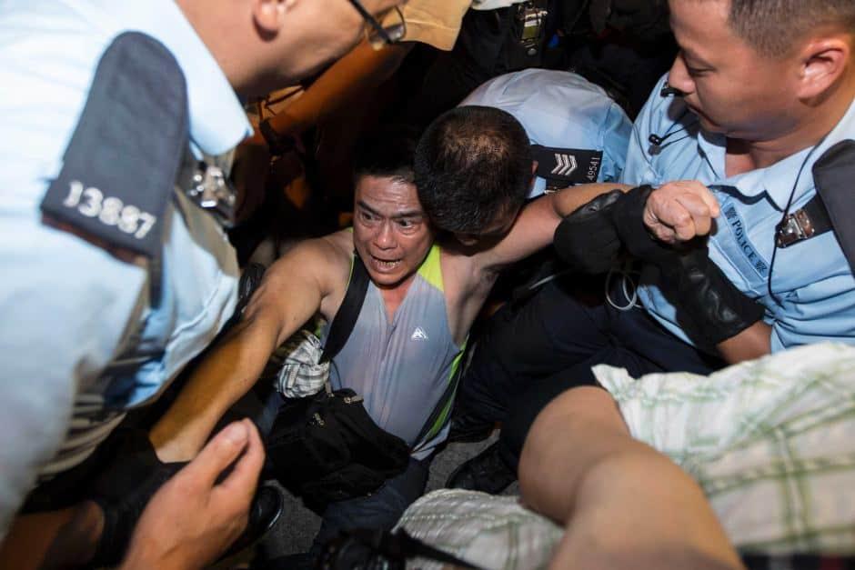 Opinion: Democracy in Hong Kong? Image