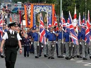 The Loyalists of Northern Ireland Image